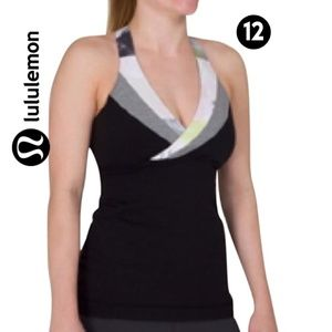 Lululemon Deep Breath Tank Tinted Canvas